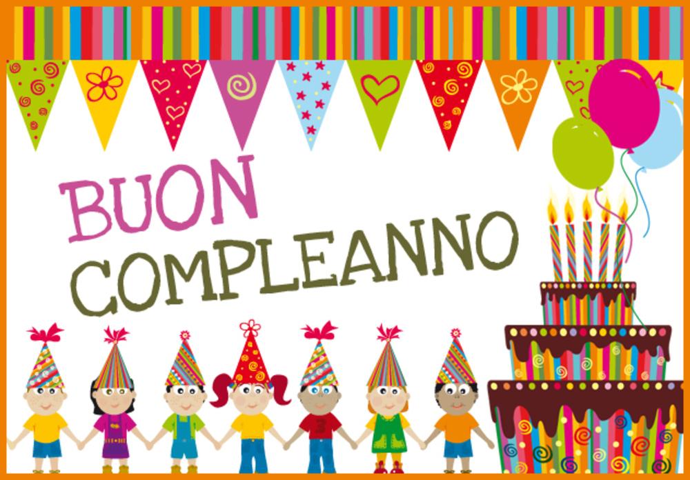 Super Immagine di Compleanno da Scaricare Gratis - BuongiornoSpeciale.it FQ88