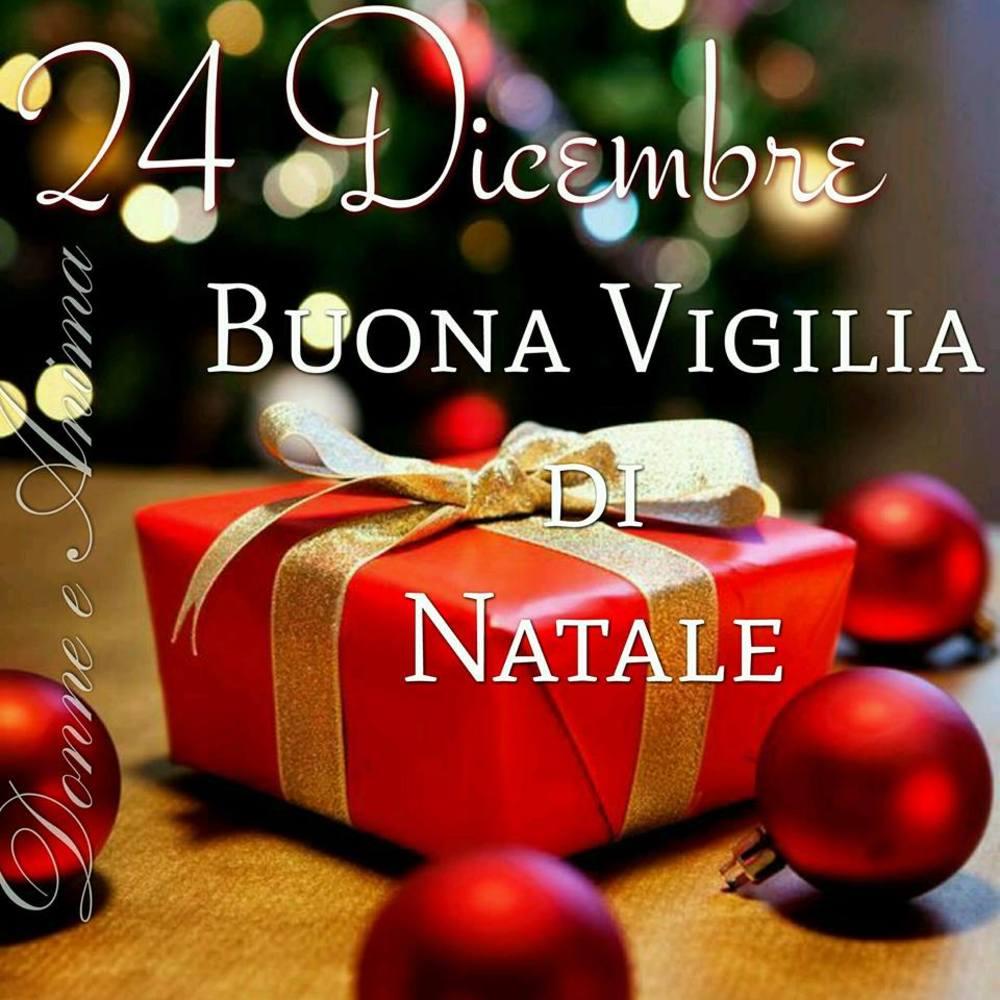 Frasi Auguri Di Buona Vigilia Di Natale.15 Immagini E Frasi Di Vigilia Di Natale Pagina 2