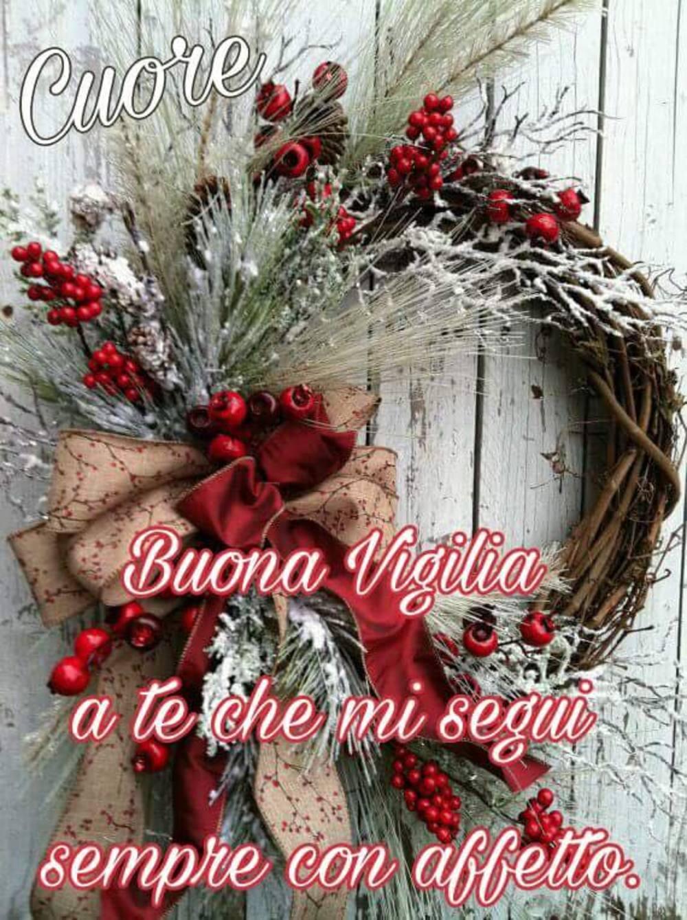 Frasi Buongiorno Vigilia Di Natale.15 Immagini E Frasi Di Vigilia Di Natale Da Scaricare Gratis Buongiornospeciale It